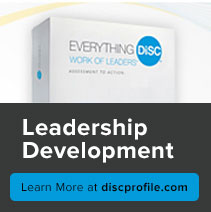 Everything DiSC Work of Leaders