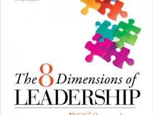 Interview with 8 Dimensions of Leadership author