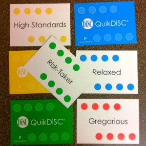 Games and Activities with QuikDiSC Card Deck | DiSC Profiles