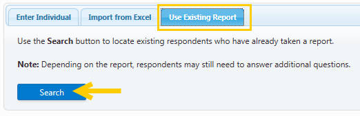 EPIC: Edit existing report