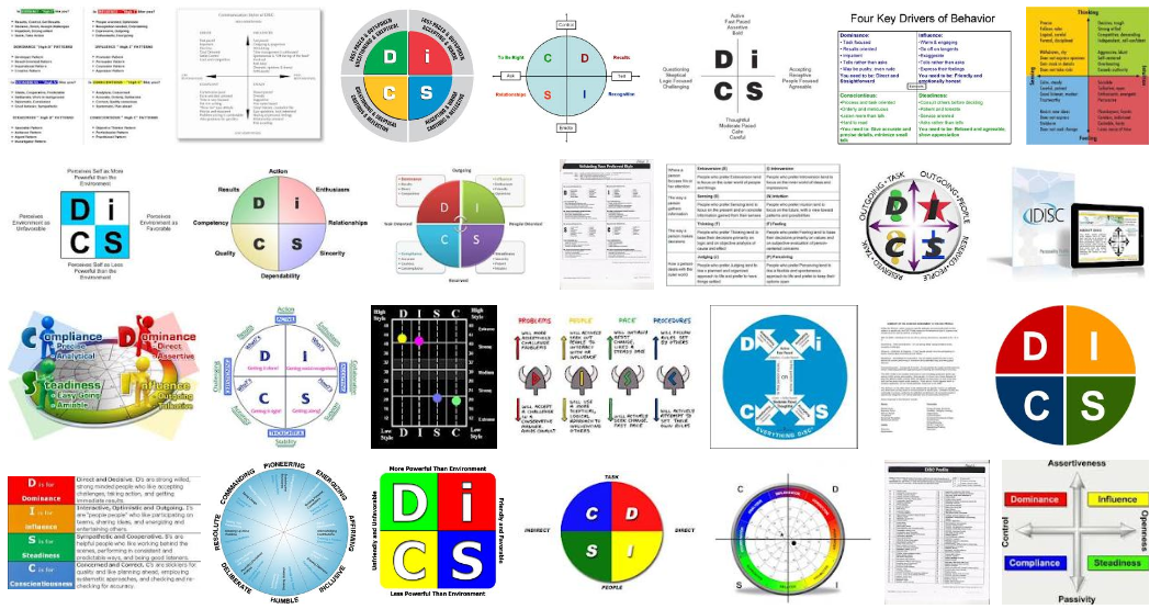 Which DiSC is DiSC? Different DISC tests explained  | DiSC