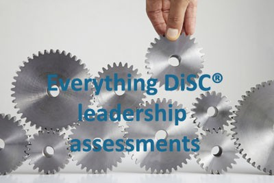 Everything DiSC leadership assessments