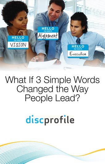 What if 3 simple words changed the way people lead?