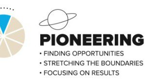 Pioneering leaders (and Everything DiSC)