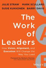 cover of The Work of Leaders book