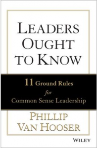 Cover of Leaders Ought to Know