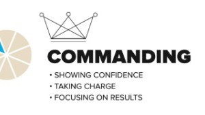 Commanding leaders (and Everything DiSC)