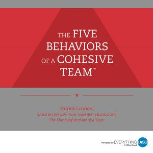 TalentGear.com. Promoting The Five Behaviors of a Cohesive Team
