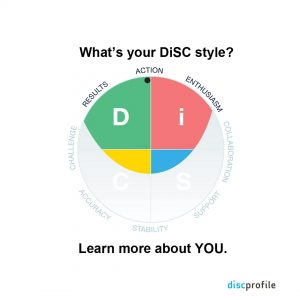 What's your DiSC style?