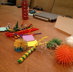 desktop toys for facilitation