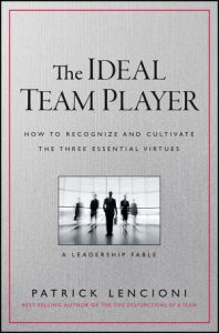 Cover of The Ideal Team Player