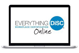 Everything DiSC Workplace Certification