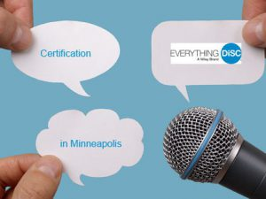 Everything DiSC Certification attendee interview