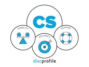 What is the DiSC CS style?