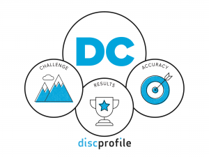 What is the DiSC DC style personality?