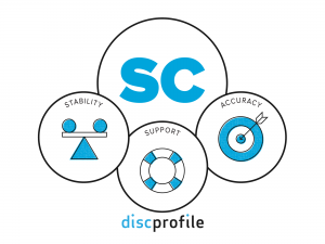 What is the DiSC SC style?