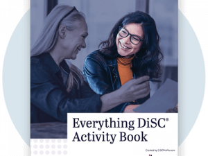 Everything DiSC Summer Activity Book