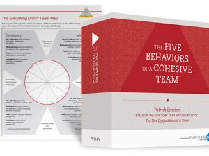Intro to The Five Behaviors of a Cohesive Team™