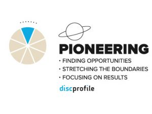 Pioneering leaders: DiSC Di or iD style leadership style