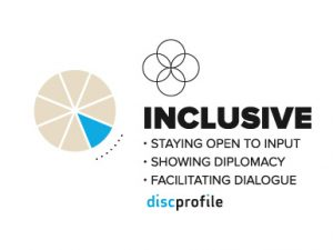 Inclusive leaders: DiSC S style leadership