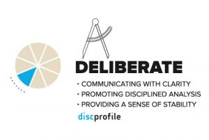 deliberate leadership: DiSC