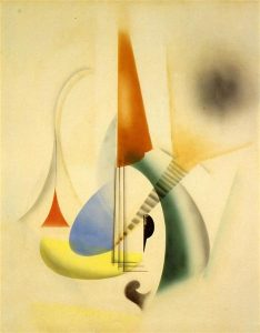 Jazz by Man Ray