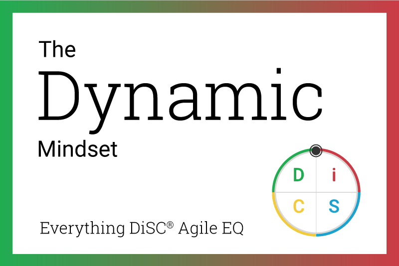 Your Dynamic mindset in Agile EQ