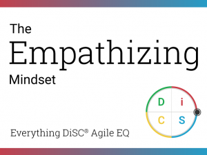 Your Empathizing mindset in Agile EQ