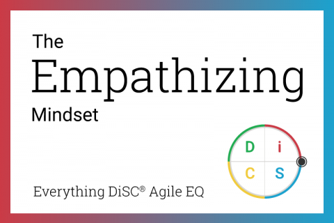 The Empathizing mindset in Agile EQ