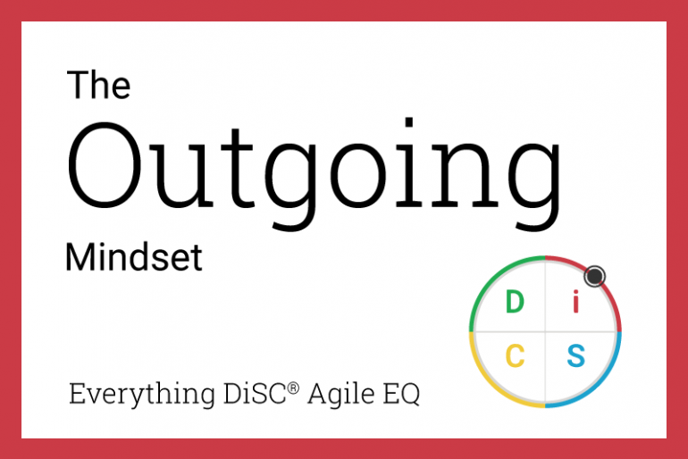The Outgoing mindset in Agile EQ